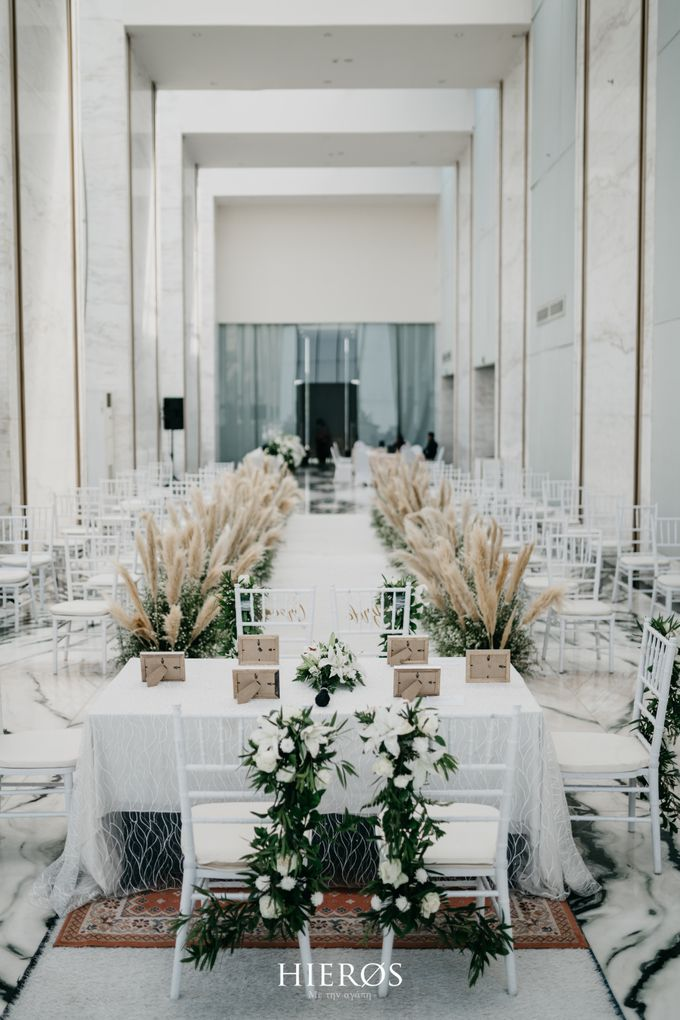 Heni & Gugum Wedding Decoration by Valentine Wedding Decoration - 024