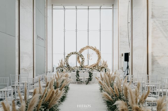 Heni & Gugum Wedding Decoration by Valentine Wedding Decoration - 025