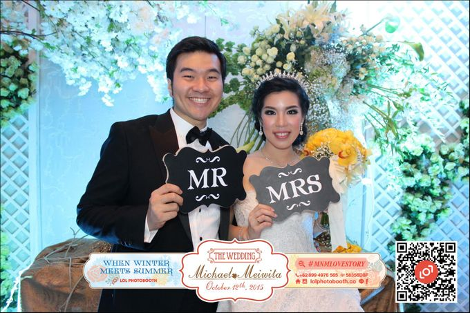 Wedding of M&M by lolphotobooth.co - 003