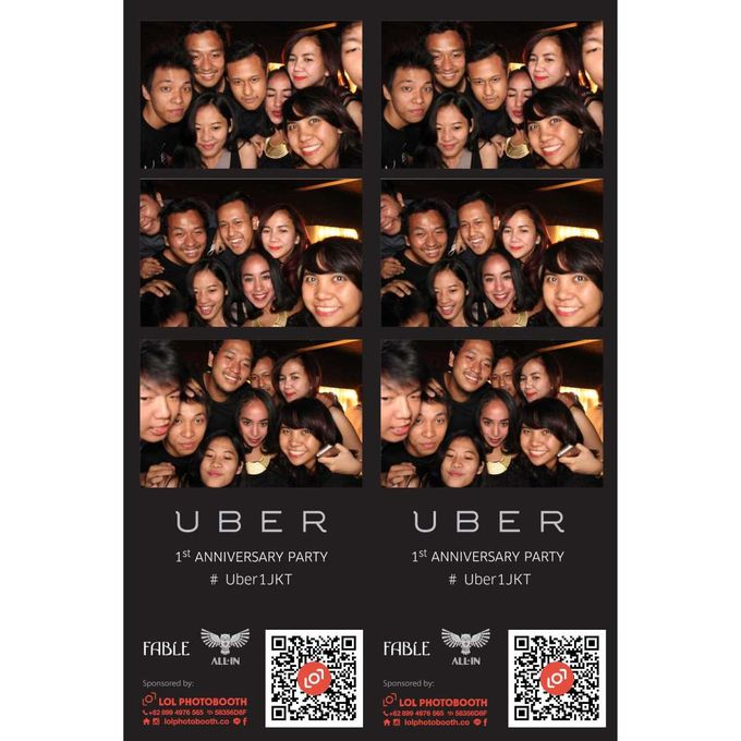 First Anniversary Party by lolphotobooth.co - 001