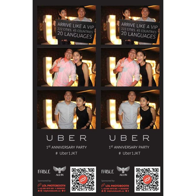 First Anniversary Party by lolphotobooth.co - 006