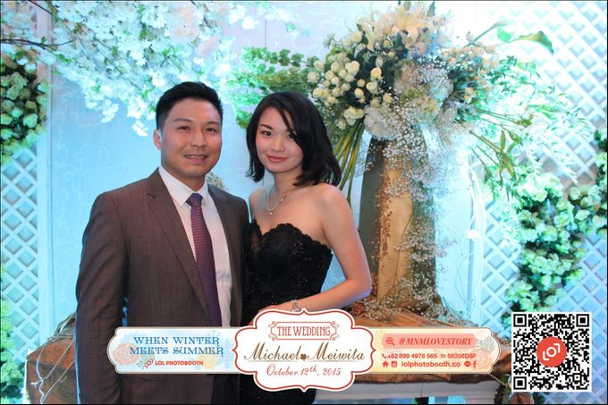 Wedding of M&M by lolphotobooth.co - 002