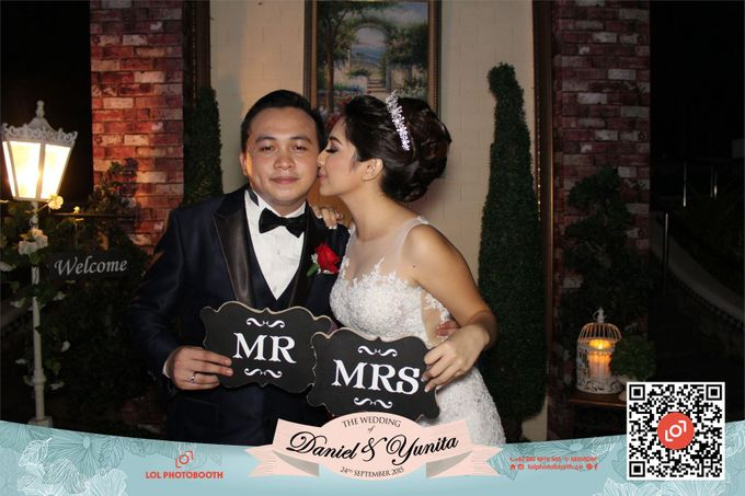 Wedding of D&Y by lolphotobooth.co - 001