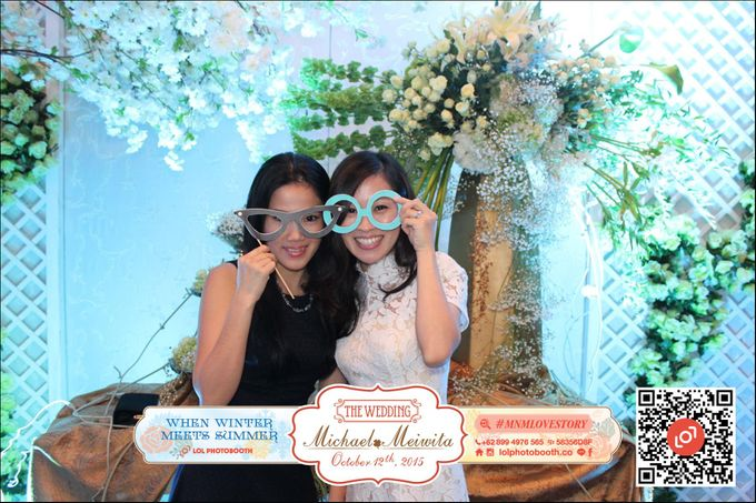 Wedding of M&M by lolphotobooth.co - 009