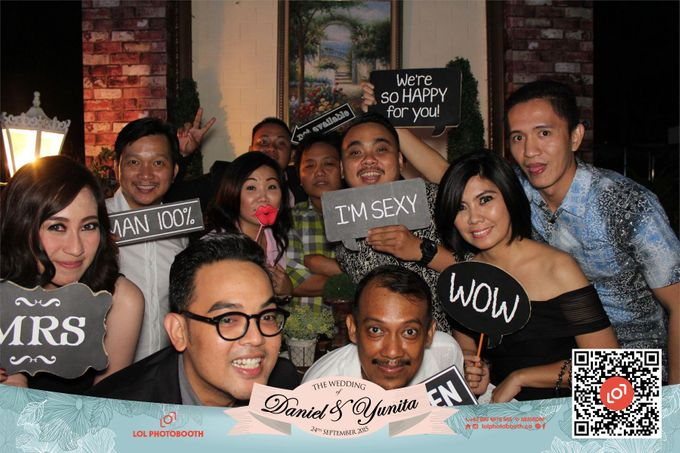 Wedding of D&Y by lolphotobooth.co - 006