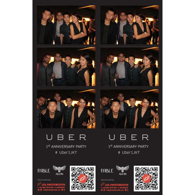 First Anniversary Party by lolphotobooth.co - 002