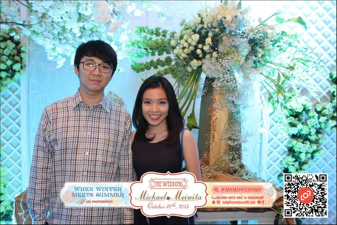 Wedding of M&M by lolphotobooth.co - 004