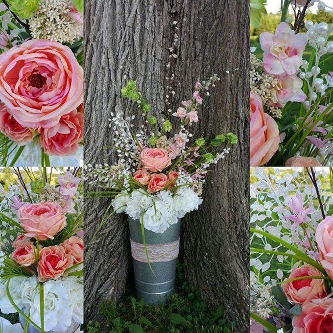 Bridal Bouquet by Reba Jo's Shoppe - 001