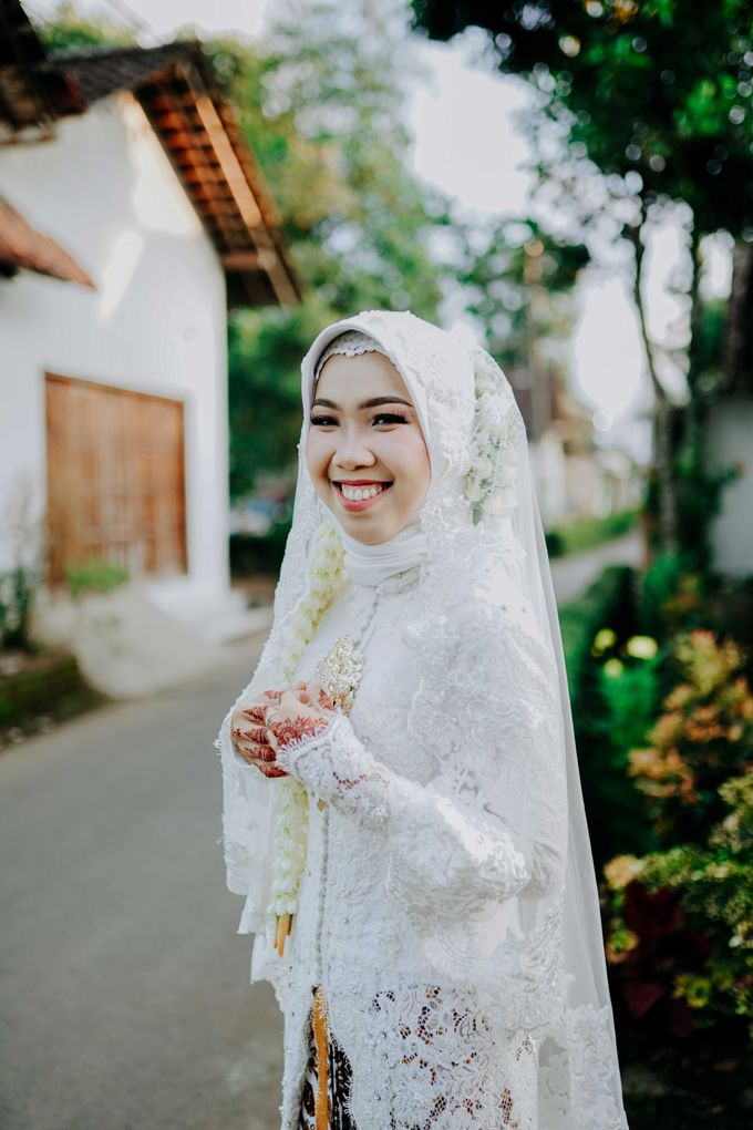 The wedding of Sila - Bagas by Photopholife_view - 001