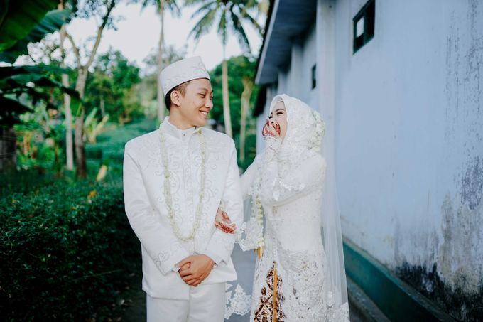 The wedding of Sila - Bagas by Photopholife_view - 003