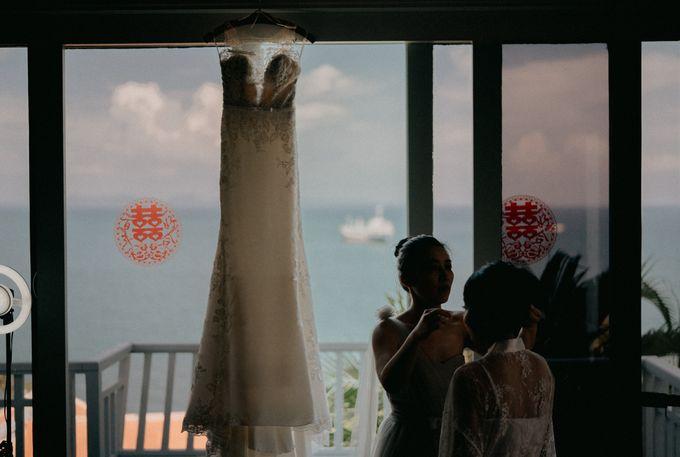 Phuket Beach Wedding of Lisa & William by Hipster Wedding - 017