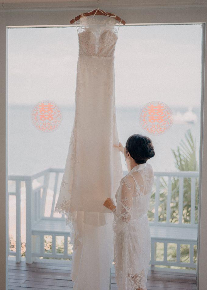 Phuket Beach Wedding of Lisa & William by Hipster Wedding - 019