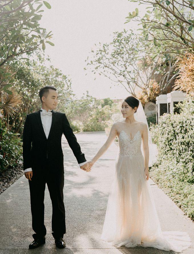 Phuket Beach Wedding of Lisa & William by Hipster Wedding - 020