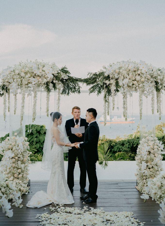 Phuket Beach Wedding of Lisa & William by Hipster Wedding - 022