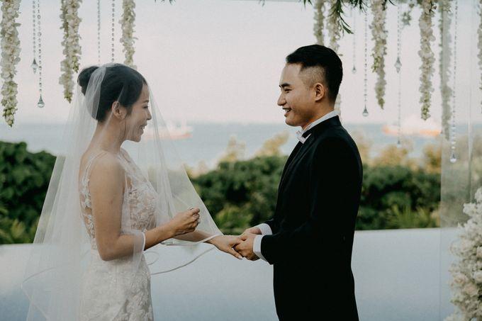 Phuket Beach Wedding of Lisa & William by Hipster Wedding - 023