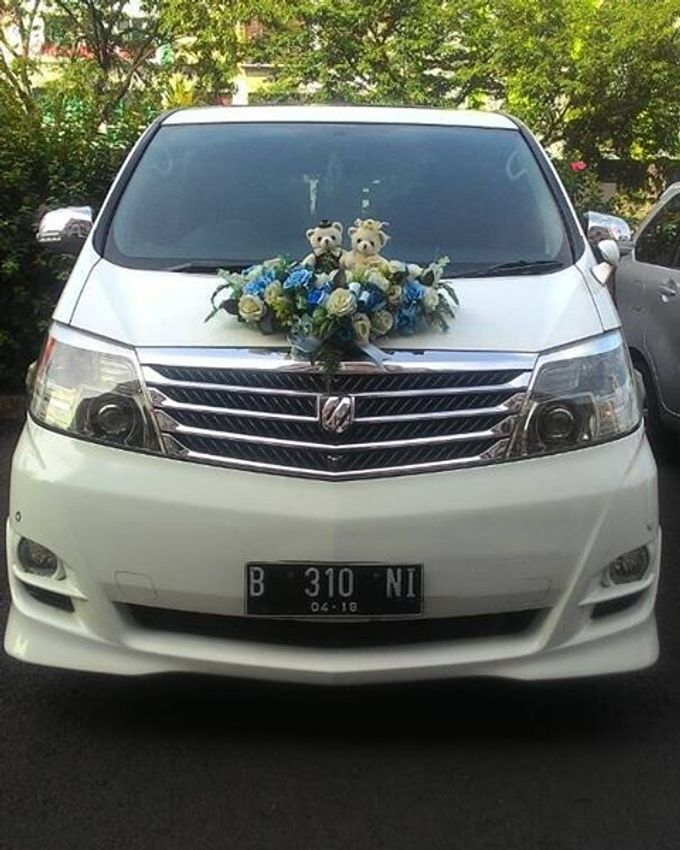 Wedding Car BK Rent Car by BKRENTCAR - 013