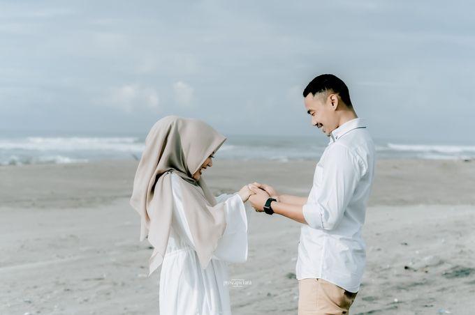 Prewedding Eca & Ahmad by Proscapictura. Id - 001