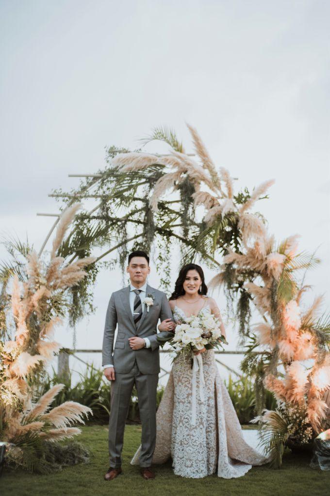 THE WEDDING OF PRADIPTA & INEZ by Panda Wedding Organizer - 034