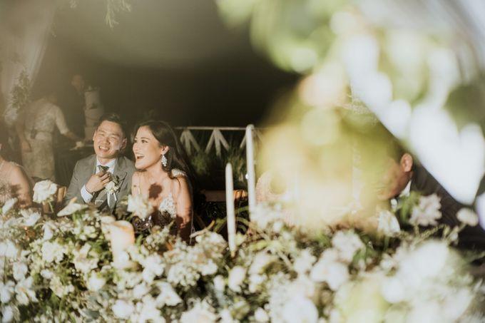THE WEDDING OF PRADIPTA & INEZ by Panda Wedding Organizer - 038