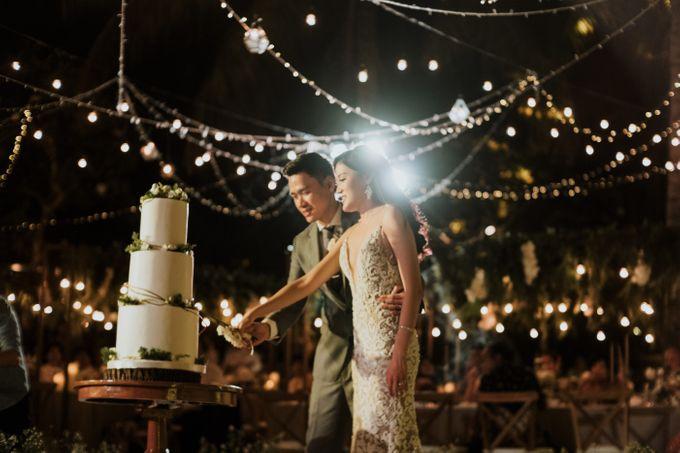 THE WEDDING OF PRADIPTA & INEZ by Panda Wedding Organizer - 042