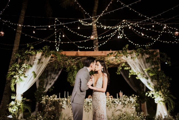 THE WEDDING OF PRADIPTA & INEZ by Panda Wedding Organizer - 043
