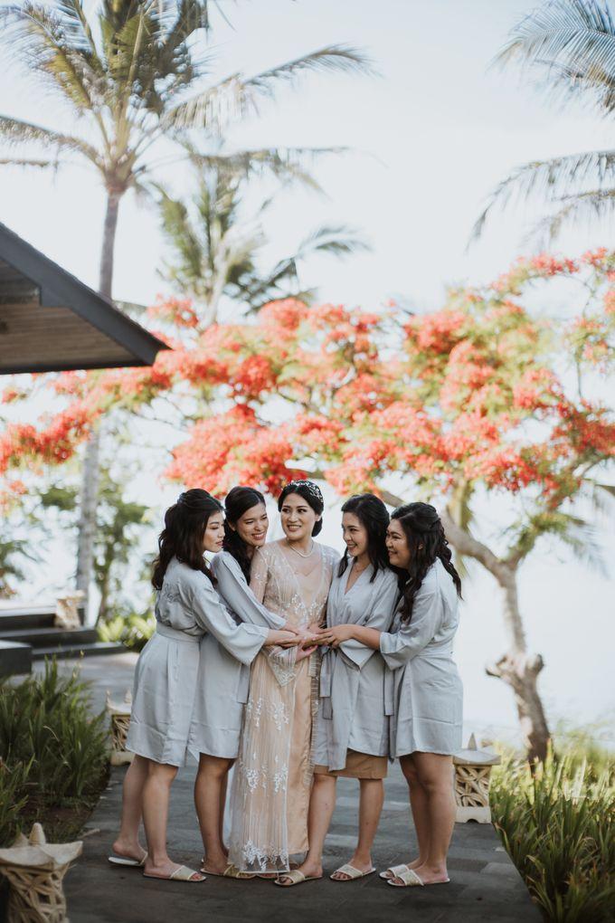 THE WEDDING OF PRADIPTA & INEZ by Panda Wedding Organizer - 009
