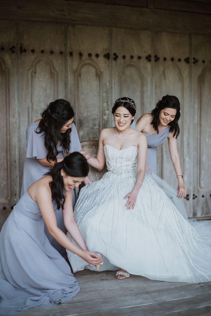 THE WEDDING OF PRADIPTA & INEZ by Panda Wedding Organizer - 010
