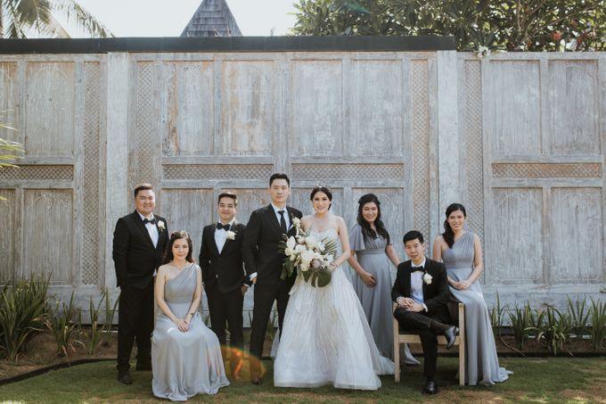 THE WEDDING OF PRADIPTA & INEZ by Panda Wedding Organizer - 013