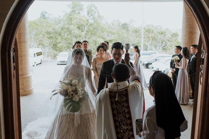 THE WEDDING OF PRADIPTA & INEZ by Panda Wedding Organizer - 015