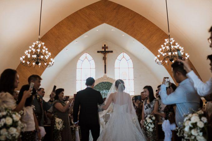 THE WEDDING OF PRADIPTA & INEZ by Panda Wedding Organizer - 016