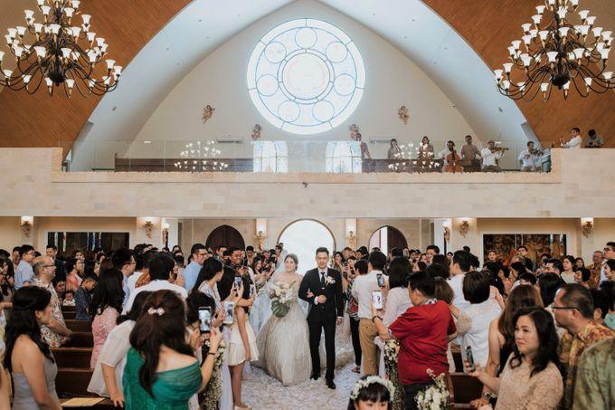 THE WEDDING OF PRADIPTA & INEZ by Panda Wedding Organizer - 017