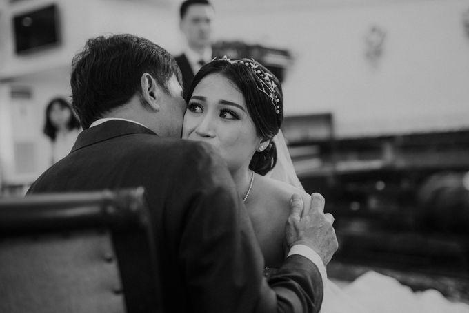 THE WEDDING OF PRADIPTA & INEZ by Panda Wedding Organizer - 020