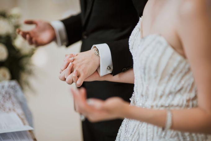 THE WEDDING OF PRADIPTA & INEZ by Panda Wedding Organizer - 022