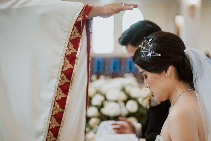 THE WEDDING OF PRADIPTA & INEZ by Panda Wedding Organizer - 023