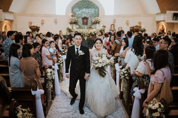 THE WEDDING OF PRADIPTA & INEZ by Panda Wedding Organizer - 024