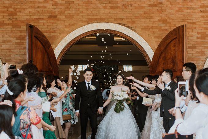 THE WEDDING OF PRADIPTA & INEZ by Panda Wedding Organizer - 026