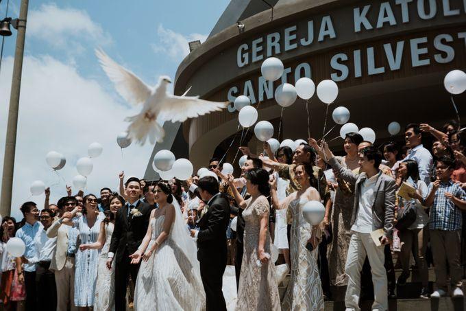 THE WEDDING OF PRADIPTA & INEZ by Panda Wedding Organizer - 027