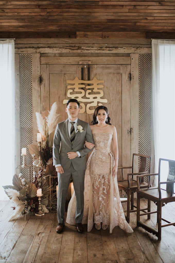 THE WEDDING OF PRADIPTA & INEZ by Panda Wedding Organizer - 029