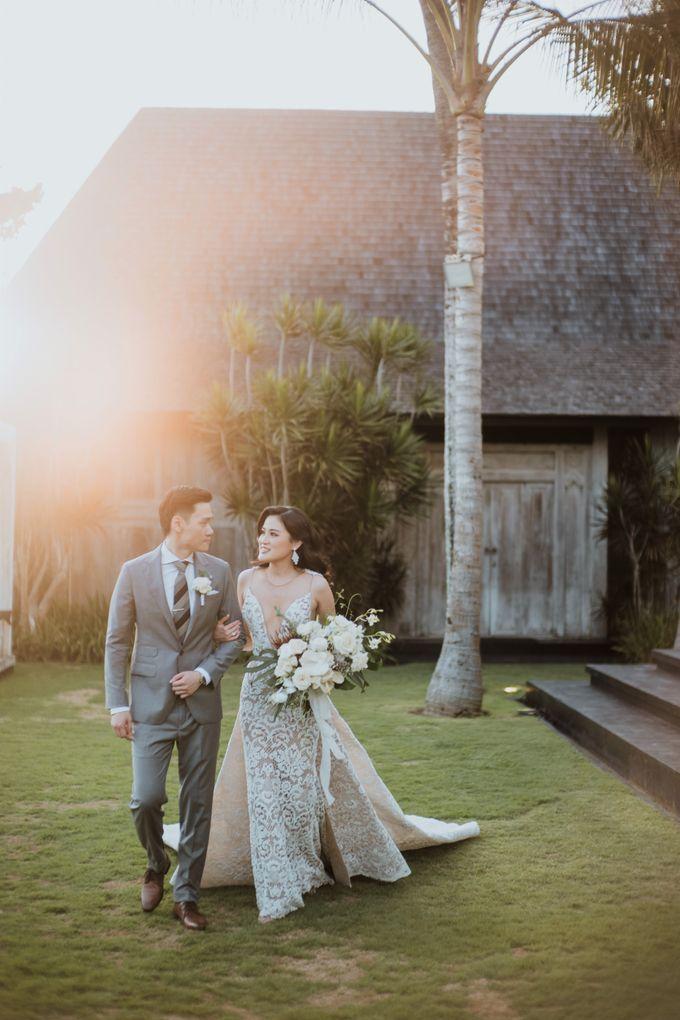 THE WEDDING OF PRADIPTA & INEZ by Panda Wedding Organizer - 031