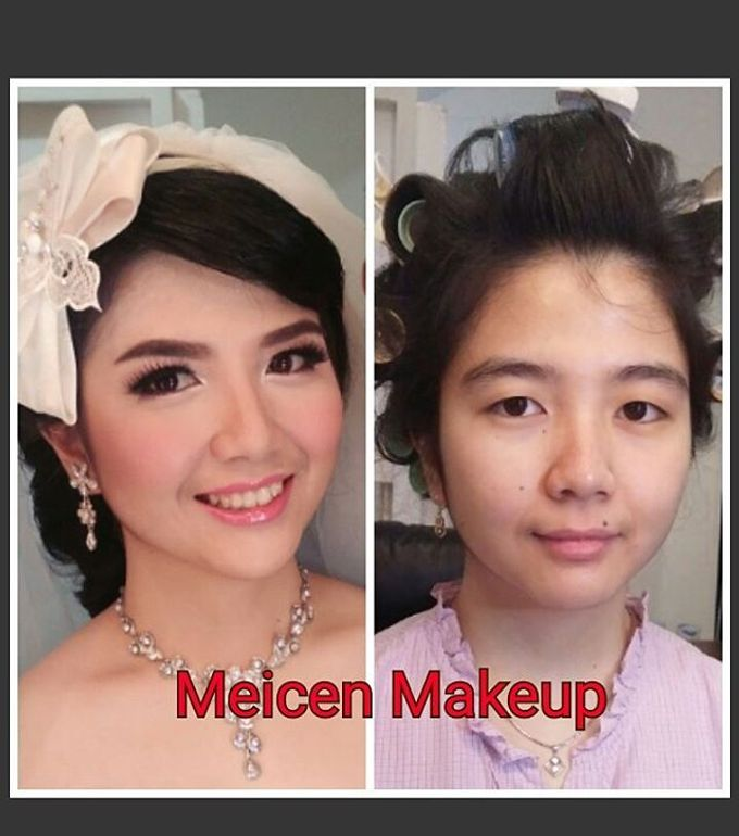 My Works by Meicen Professional Makeup Artist - 006