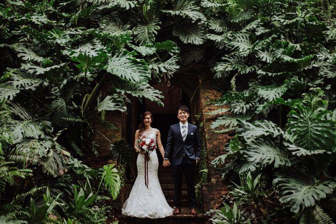 Norman & Lynette X Andri Tei X Kellys Bridals by Kelly's Bridals - 015