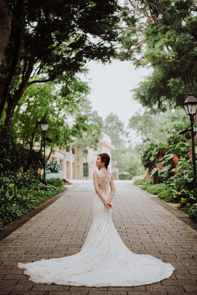 Norman & Lynette X Andri Tei X Kellys Bridals by Kelly's Bridals - 016