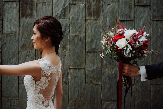 Norman & Lynette X Andri Tei X Kellys Bridals by Kelly's Bridals - 025