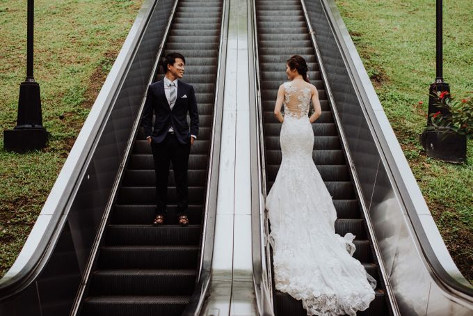 Norman & Lynette X Andri Tei X Kellys Bridals by Kelly's Bridals - 026