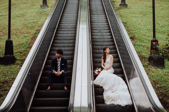 Norman & Lynette X Andri Tei X Kellys Bridals by Kelly's Bridals - 027