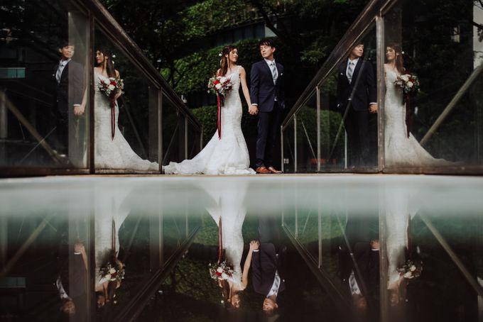 Norman & Lynette X Andri Tei X Kellys Bridals by Kelly's Bridals - 028