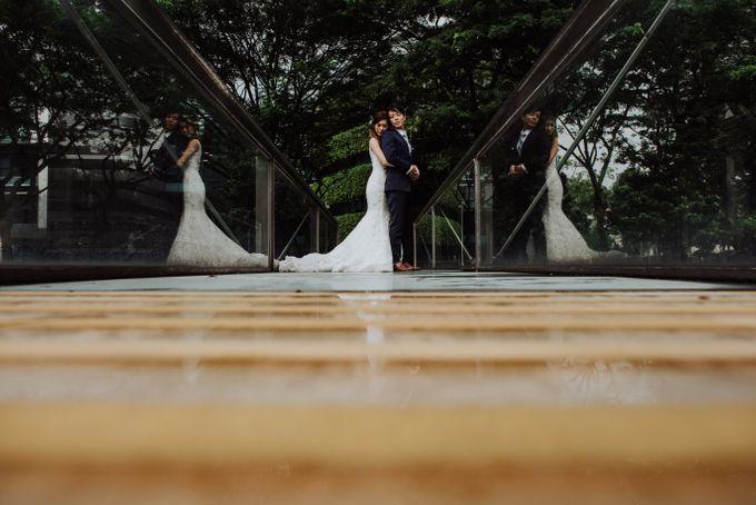 Norman & Lynette X Andri Tei X Kellys Bridals by Kelly's Bridals - 029