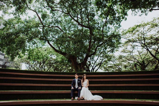Norman & Lynette X Andri Tei X Kellys Bridals by Kelly's Bridals - 030