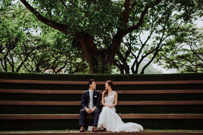 Norman & Lynette X Andri Tei X Kellys Bridals by Kelly's Bridals - 031