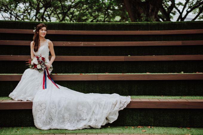 Norman & Lynette X Andri Tei X Kellys Bridals by Kelly's Bridals - 035